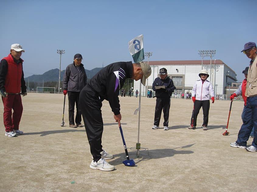 自分のための健康づくり、身体づくり、仲間づくりを目指して活動:筆の里スポーツクラブ