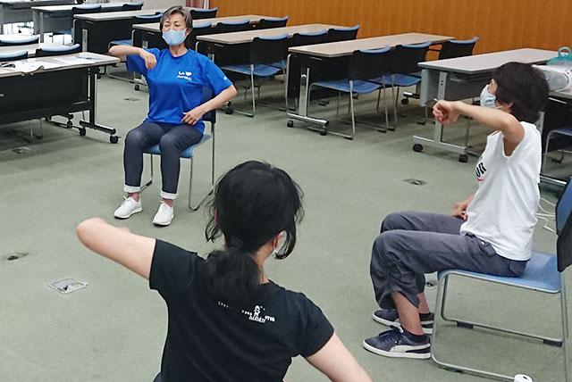 上級介護予防運動スペシャリスト講習会