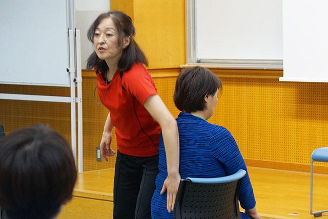 介護予防運動スペシャリスト講習会