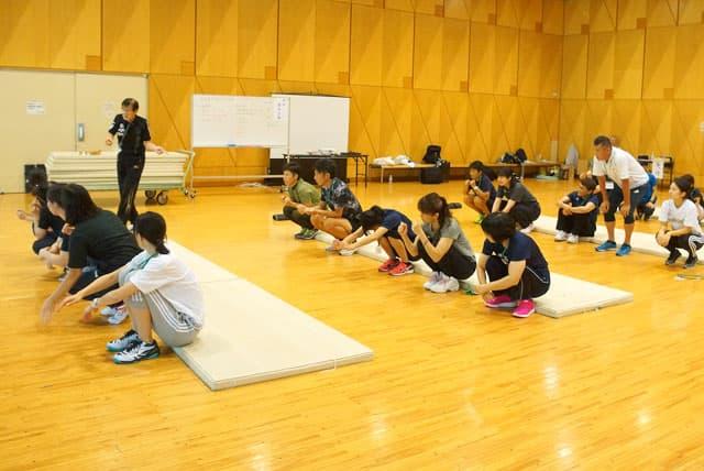 上級子ども身体運動発達指導士講習会